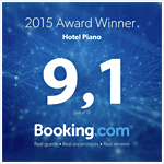 Booking - 2015 Award Winner. Score 9.1