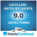 Hotels Combined - Excellent rated by guests. Score 9.0